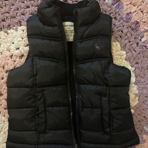 Toddlers puffer vest